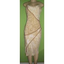 Vestido Seda Pura Le Lis Blanc Tamanho 42