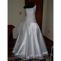Vestido Noiva Seda Bordada Richelieu Casamento