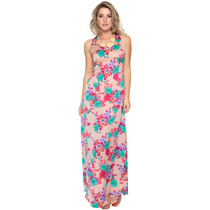 Vestido Florence Rosé Estilo Boutique