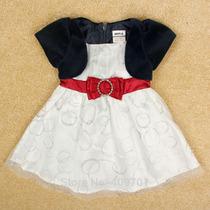 Vestido Infantil Festa Importado - Pronta Entrega