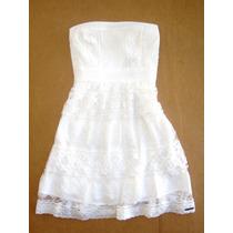 Vestido Feminino Casual Abercrombie & Fitch Hollister