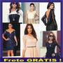 Vestidos Lindíssimos Importados - Frete Grátis Todo Brasil