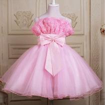 Vestidos De Princesa Festa Frete Grátis 6 Modelos