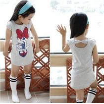 Vestido Minnie (pronta Entrega)