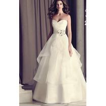 Vestido De Noiva Novo - Pronta Entrega