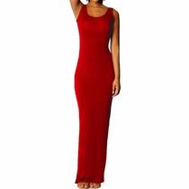 Lindo Vestido Longo Importado A Pronta Entrega(já No Brasil)