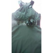 Vestido Longuete De Ceda Com Musseline Promoção