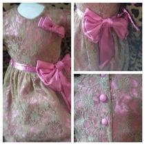 Vestido Infantil Festa Criança Princesa Frete Grátis