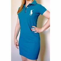 Kit 12 Vestidos Polo Ralph Calvin Klein Hollister Atacado