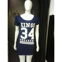 Vestido Da Kings Snearks