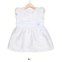 Vestido Branco Lilica E Ripilica - 2p