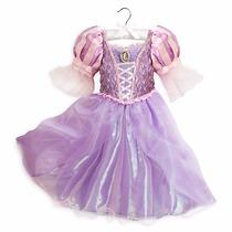 Fantasia Princesas Disney Rapunzel Enrolados