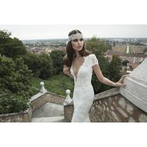 Vestido De Noiva Importado Com Renda. Já No Brasil