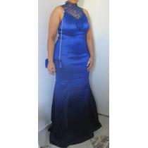 Vestido De Gala, Madrinha E Formatura - Único Uso