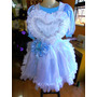 Vestido Alice No País Das Maravilhas Infantil