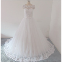 Vestido De Noiva Longo Estilo Princesa Macaé Rio De Janeiro