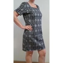 Vestido Tubinho Clássico De Jacquard - Moda Evangélica