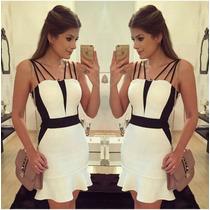 Vestido Juju Salimen Blogueira Feminino Super Fashion