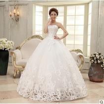 Vestido De Noiva Tomara Que Caia Chiffon E Cetim