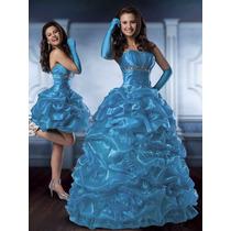 Vestido Para Debutantes 2 Em 1