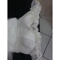 Vestido De Noiva Rendas E Perolas