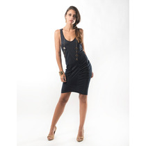 Vestido Visco 7864 Arles Prive Marcia Mello