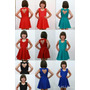 Vestido Infantil Rodado Detalhe Coração Nas Costas