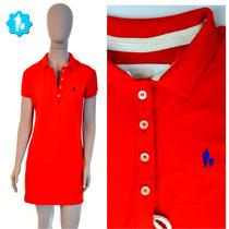 Vestido Polo S&f Original, Qualidade De Importado, 40 Cores