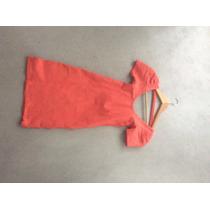 Vestido Bandagm Com Dcote Laço Nas Costas
