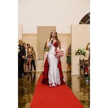 Vestido De Noiva Luxo Alta Costura Personalizado Único