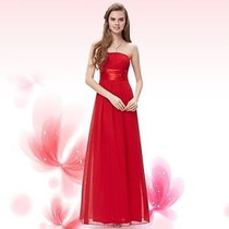 Vestidos Femininos Longo-casamento-noivado 10 Cores Com Bojo