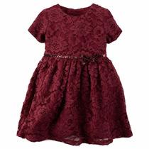 Lindo Vestido Festa Carters - 4 Anos