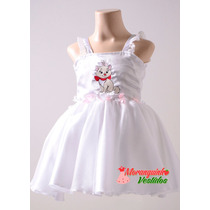 Vestido Gatinha Marie Luxo
