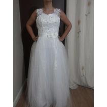 Vestido De Noiva Princesa Importado