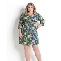 Lindo Vestido Gordinha Fashion Tamanho Grande Plus Size