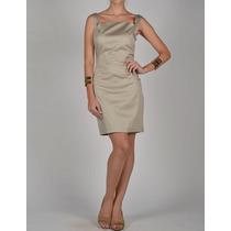 Vestido Sarja 10131 Plaza Marcia Mello