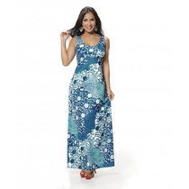 Moda Plus Size -vestido Estampado