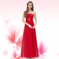 Vestido Longo Madrinha Formatura Casamento Festa Ever Pretty