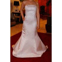 Vestido De Noiva - Center Noivas - Branco - Tomara Que Caia