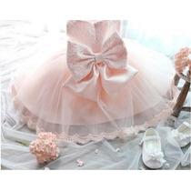 Vestido Infantil Renda Festa Casamento Novo Envio Imediato!