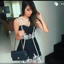 Vestido 3d Alcinhas Em Tiras Princesa Baladas Com Bojo Luxo