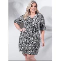 Lindo Vestido Plus Size Gordinha Fashion Tamanho Grande