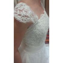 Vestido De Noiva Marfim