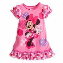 Camisola Infantil Disney Minnie Rosa Original