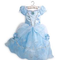 Fantasia Cinderela - Original Disney - Modelo Novo 2015