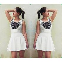 Vestido Tule Gripir Renda Balada Panicat Blogueira 2015