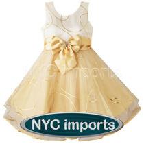 Vestido Festa Menina Importado Casamento Batizado Daminha