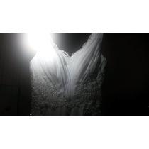 Vestido De Noiva Branco Lindo Praia - Campo - Rústico