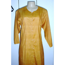 Vestido Feminino Indiano Tamanho Grande S/ Strech A-1