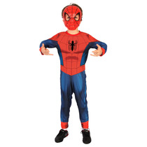 Fantasia Homem Aranha Ultimate Original,spiderman,herois